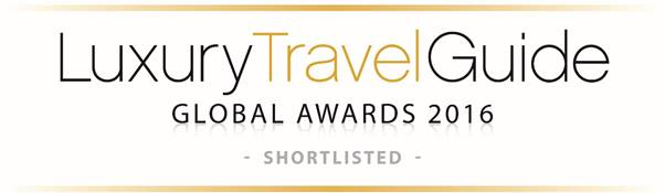 Luxury Travel Guide Nominee